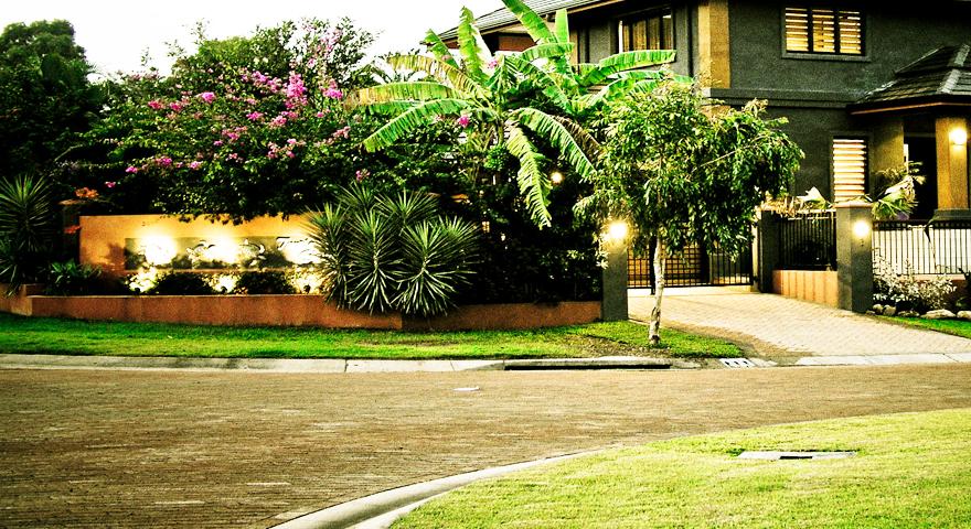 Empresas de mantención de áreas verdes.